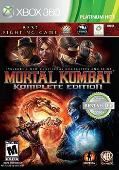 Best mortal combat xbox 360 Reviews