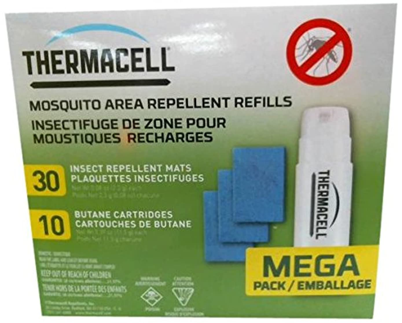 Thermacell Mega Pack Refill - R-10