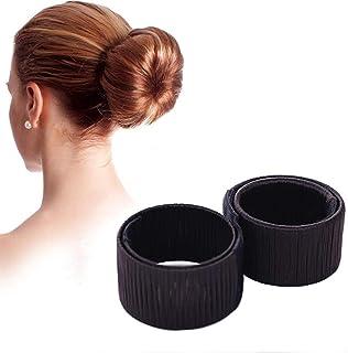 cf9b30ef Amazon.es: moño magico - Gomas del pelo / Accesorios de peinado: Belleza