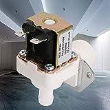 Elettrovalvola, elettrovalvola elettrica in plastica di tipo normalmente chiuso CA 220 V N/C per fabbricatore di ghiaccio