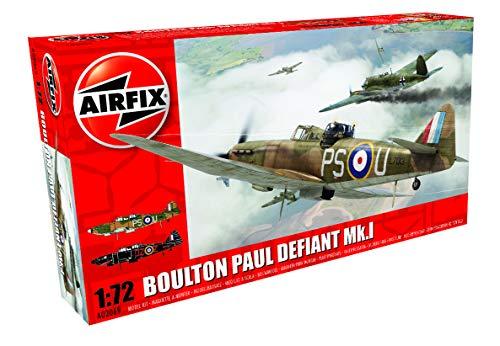Airfix A02069 1/72 Boulton Paul Defiant Mk.I Modellbausatz