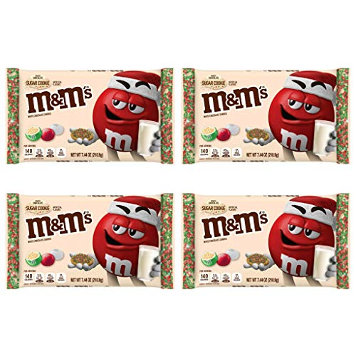white chocolate mms - 6
