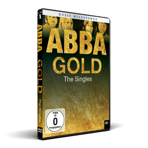 ABBA - The Gold Singles [Reino Unido] [DVD]