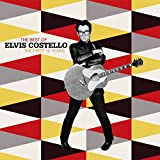 """album cover: """"The Best of Elvis Costello The First Ten Years"""""""
