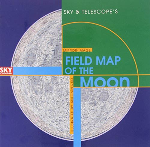 Sky & Telescope's Mirror-Image Field Map of the...