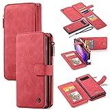 GFU 2-in-1 Detachable Samsung Galaxy S10 5G Wallet Case, Best...