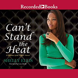 Can't Stand the Heat audiobook cover art