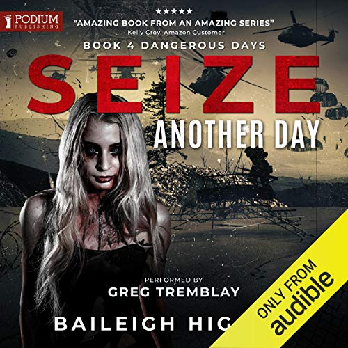 Seize Another Day audiobook cover art