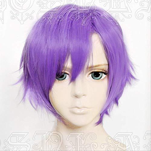 Anime Ore ga Suki nano wa Imouto dakedo Imouto ja Nai Yu Nagami Cosplay pelucas peluca de pelo sintético resistente al calor + gorra de peluca