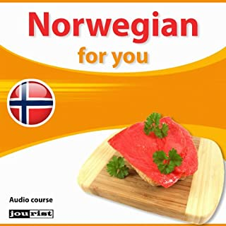 Norwegian for you audiobook cover art
