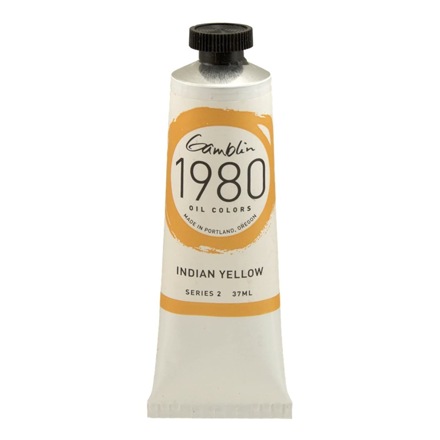 Gamblin 1980 Oil Indian Yellow 150Ml