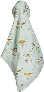 Milkbarn Mini Lovey Blanket (Blue Bird)