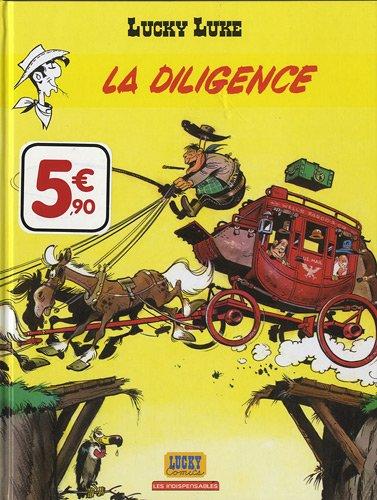 Lucky Luke T1 La diligence