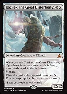 Best mtg kozilek the great distortion Reviews