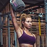 WOMEN'S HEALTH BODY Soft Kettlebell | Richtiges Tool für Shaping, Conditioning und Kraftaufbau | Textilüberzug für Training zu Hause (12)