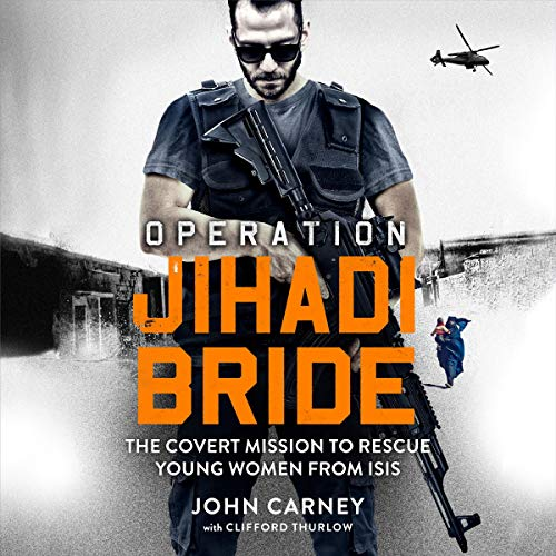Page de couverture de Operation Jihadi Bride