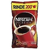 Nescafé Clásico Bolsa 400 gramos