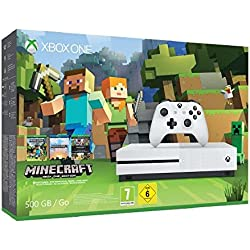 Xbox One - Pack Consola S 500 GB: Minecraft + ReCore: Amazon.es ...