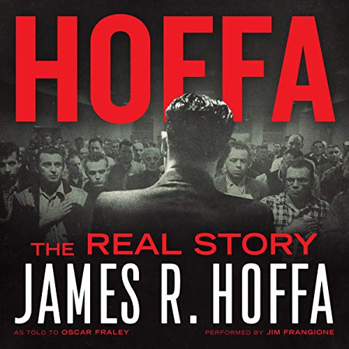 『Hoffa: The Real Story』のカバーアート