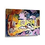 Famous Henri Matisse Le Bonheur De Vivre...