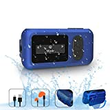 Best Waterproof MP3 Players - IP68 Waterproof MP3 Player for Swimming, SUNNZO 16GB Review