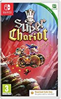 Super Chariot - Code in a Box (Nintendo Switch) (輸入版)