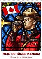 Mein Schoenes Kanada (Wandkalender 2022 DIN A3 hoch): Ein toller Kalender, der die modernen Staedte, sowie die wilde Natur in Kanada zeigt. (Geburtstagskalender, 14 Seiten )