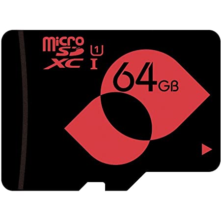 U1 64GB 5 Pack MENGMI Micro SD Card 64GB Class 10 U1 TF Card microSDHC Memory Card with SD Adapter for Camera,Tablet,Phone,Nikon,Canon