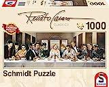 Schmidt Spiele 57291 1000pieza(s) rompecabeza - Rompecabezas (Jigsaw puzzle, Gente, Niño/niña, 943 mm, 328 mm, 373 x 272 x 57 mm) , color/modelo surtido