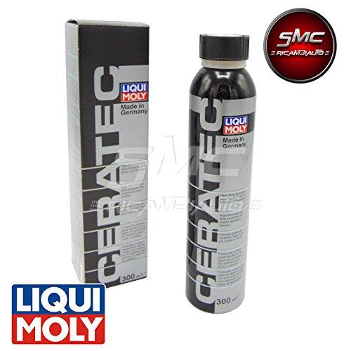 SMC CERATEC LIQUI Moly ANTIUSURA Trattamento CERAMICO 300ML per Motori