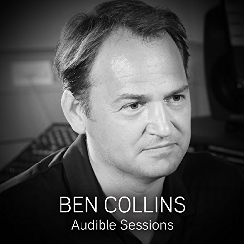Ben Collins audiobook cover art