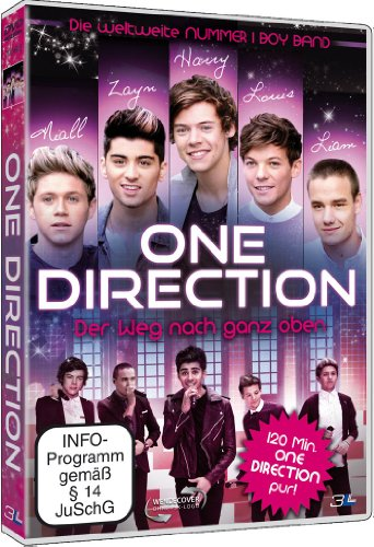 One Direction - Der Weg nach ganz oben
