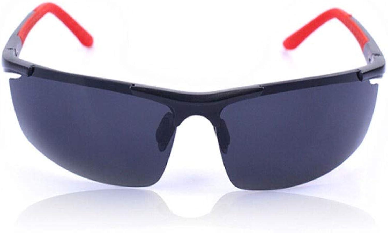 Guyuexuan Sunglasses, Polarized Driving Mirror, Men's Night Sunglasses, Frog Mirror, Best Gift