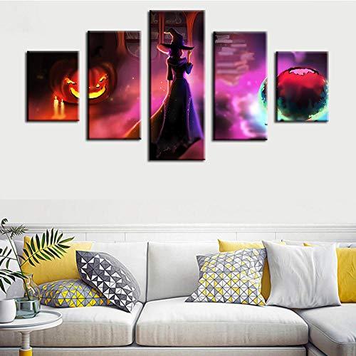 SYLZBHD Pintura Lienzo HD Impresiones Pinturas hogar Cartel Decorativo Arte de Pared Cuadros modulares para Sala de Estar 20x35 20x45 20x55cm Sin Marco