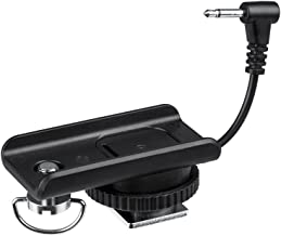 Godox A1 Holder Camera Hot Shoe Adapter with 2.5mm Sync Cable for Connecting A1 and A1 Mini with Digital SLR DSLR Cameras