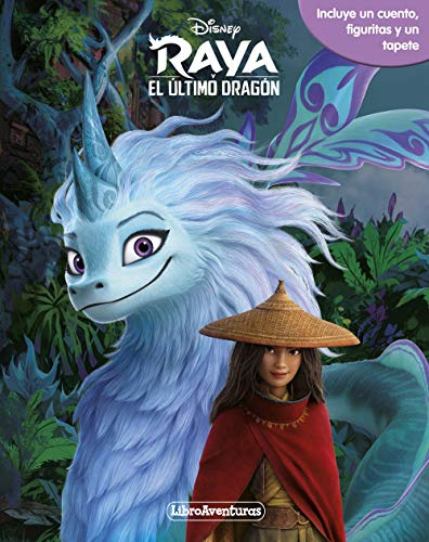 Raya y el último dragón. Libroaventuras: Incluye un cuento, figuritas y un tapete (Disney. Raya y el último dragón)