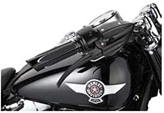 Arlen Ness RAD III 11/16 in. Black Complete Handlebar Controls for Harley David - One Size