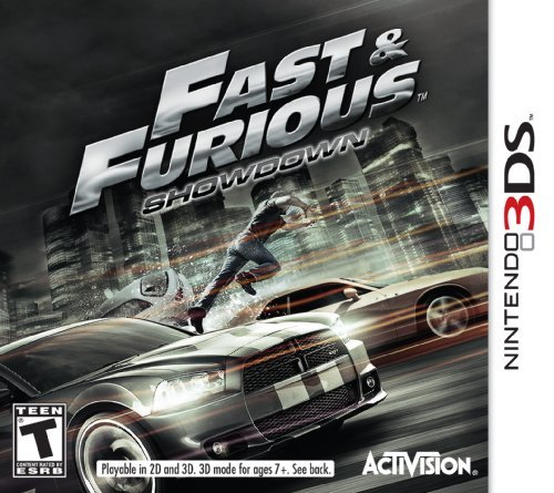 Fast & Furious: Showdown - Nintendo 3DS by Activision