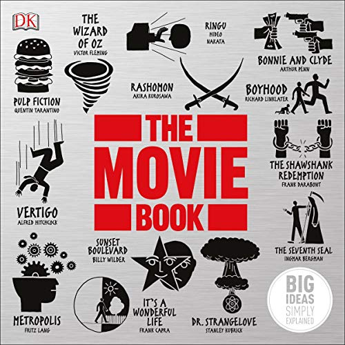 The Movie Book cover art