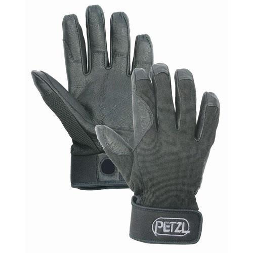 Petzl Erwachsene Handschuhe Cordex, Schwarz, L