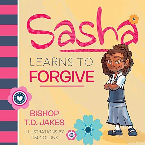 Sasha Learns to Forgive cover art