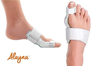 Bunion Corrector and Bunion Relief Orthopedic Bunion Splint Pads for Men and Women Hammer Toe Straightener