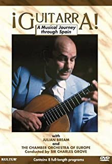 Guitarra! A Musical Journey Through Spain