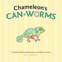 chameleon picture book