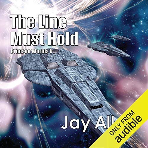 Couverture de The Line Must Hold