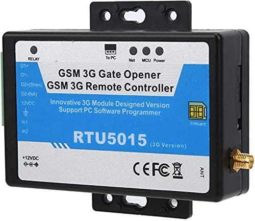 Interruptor de apertura de puerta de Control remoto abierto de puerta 3G / GSM relé abridor remoto de garaje inteligente sin restricción de distancia(US)
