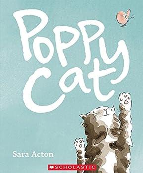 Hardcover Poppy Cat Book