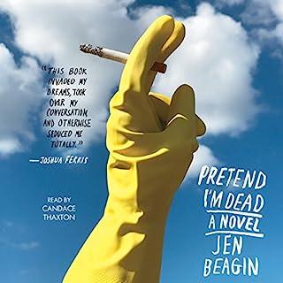 Page de couverture de Pretend I'm Dead
