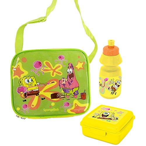 Picknicktasche, Motiv: Spongebob