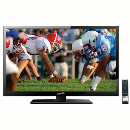 Supersonic SC-1911 19' Widescreen LED HDTV
